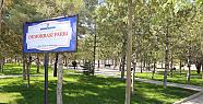 Karaman' da tüm parklar elden geçiriliyor