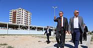 Karaman' da yatırımlar sıkı takip...