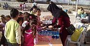 Karaman Hamza Anaç İlkokulu Kermes Düzenledi