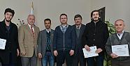 Karaman Kmü'de arapça kursu sona erdi
