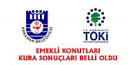 Karaman Toki, emekli konut belirleme kura çekilişi yapıldı