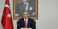 Karaman Valisi Süleyman Tapsız, Yeni Yıl Mesajı