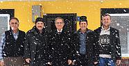 Karaman Valisi Tapsız Taksiciler ile sohbet etti
