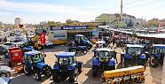 Karaman'da 1. Tarım Hayvancılık ve Gıda Fuarı Açıldı