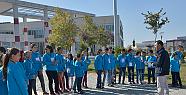 Karaman'da 30 Öğrenciye Doğa ve Bilim Okulları Eğitimi Veriliyor