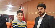 Karaman'da Çocuk Meclisi Başkanı, Ali Eren Kazan
