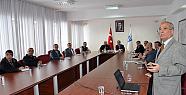 Karaman'da Karla Mücadele Durum Değerlendirmesi Yapıldı
