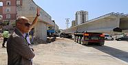 Karaman'da köprü çalışmaları hız kesmeden devam ediyor
