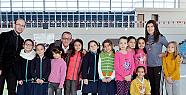 Karaman'da  öğrencilere geleneksel çocuk oyunları anlatıldı
