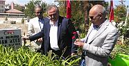 Karaman' da şehitlik ziyaret edildi