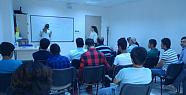 Karaman'da Türkçe dil kursuna yoğun ilgi var