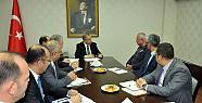 Karaman'da Vali Tapsız Vatandaşların Sorunlarını Tek Tek Dinledi
