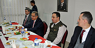 Karaman'da yerel ve ulusal medya kahvaltıda buluştu