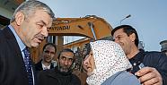 Kayseri'de Dönüşüm İçin Yıkım Devam ediyor