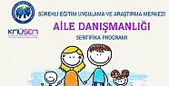 Kmü Aile Danışmanlığı kursu başvuruları sürüyor