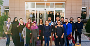Kmü öğrencileri Gülkaya İlköğretim okulunu ziyaret etti