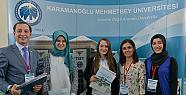Kmü, Üniversite tanıtım fuarına katıldı