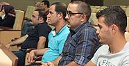 Kmü'de hizmet içi eğitimin ikinci haftası sona erdi