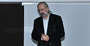 Kmü'de  Yrd. Doç. Dr. Mahmut Karaman öğrencilerle buluştu
