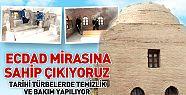 Konya Büyükşehir tarihi eserlerine sahip çıkıyor