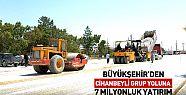 Konya da 70 km lik yol yıl sonuna kadar tamamlanacak