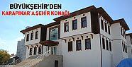 Konya' da Karapınar ilçesi, Şehir...