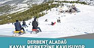 Konya Derbent Aladağ'da Kayak Merkezi Kurulacak