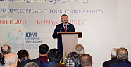 Konya'da Turizmin Geleceği Çalıştayı Devam Ediyor