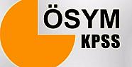 KPSS-2016/2 Tercih Kılavuzu, ÖSYM Kpss tercihleri başladı