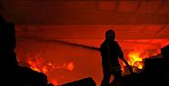 Mersin Büyükşehir İtfaiyesi, 11 bin olaya müdahale etti