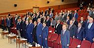 Mersin'de  Belediye Meclisi Kasım Ayı İkinci Birleşimi Toplantısı Yapıldı