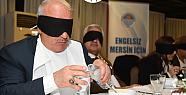 Mersin'de Karanlıkta Yemek adlı etkinlik düzenlendi