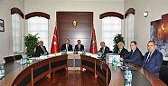 MEVKA Yönetim Kurulu Toplantısı Konya'da yapıldı