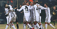 Osmanlıspor' la Beşiktaş maç sonucu...