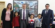 Özel Yetenekli Öğrenciler Karaman'da Sultanoğlu'nu Ziyaret Etti