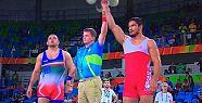 Rio Olimpiyatları' nda Karaman' a altın madalya geldi