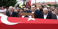 Şehit Kaymakam Safitürk Sakarya'da  Uğurlandı
