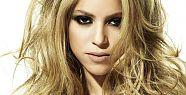 Güzel Şarkıcı Shakira'nın başı...
