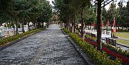 Sincan Çimşit Mezarlığı'na  Cami Ve Modern Sosyal Tesisler