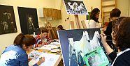 Suadiye Sanat Atölyeleri Pazar Açıldı
