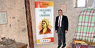 Vali Süleyman Tapsız İsmail Hacı Tekkesini Gezdi