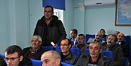 Vali Süleyman Tapsız Kazımkarabekir'de Muhtarlarla Buluştu