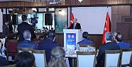 Vali Tapsız, Vilayetler Evi'nde  Meclis Toplantısına katıldı