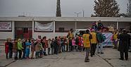 Yunus Emre Enstitüsü Suriye'de öğrencileri sevindirdi