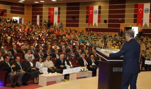 Türk Dil Bayramı kutlamaları Karaman'da yapıldı