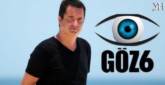 Tv8 Kanalı Göz6 Yarışmada  Kim Elendi? 3 ocak 2017