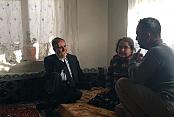 Vali Süleyman Tapsız'ın Ev Ziyaretleri Sürüyor