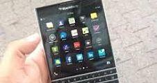 Bu Sefer Blackberry Kare Ekranla Geri Dönüyor