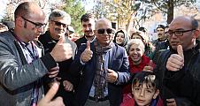 Karaman Gönül Gözü Engelli ve Emekli Dinlenme Evi açıldı