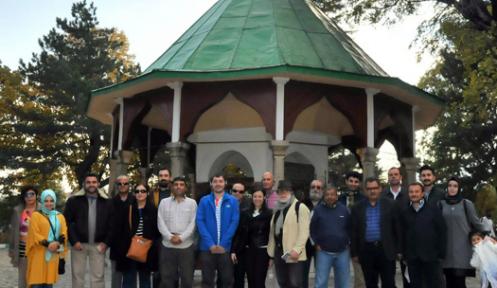 Yabancı tur operatörleri Konya'yı beğendi